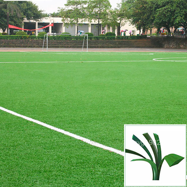 искусственный газон для футбола, модель: UPT5004E140-PU.14s