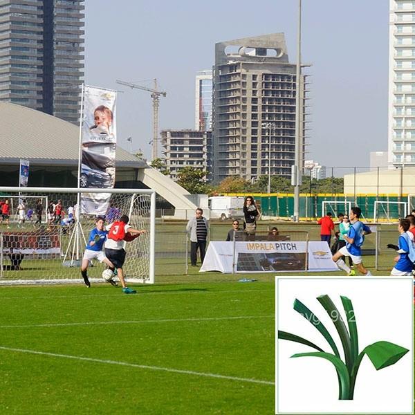 искусственный газон для футбола, модель: PR-6004B140-BL