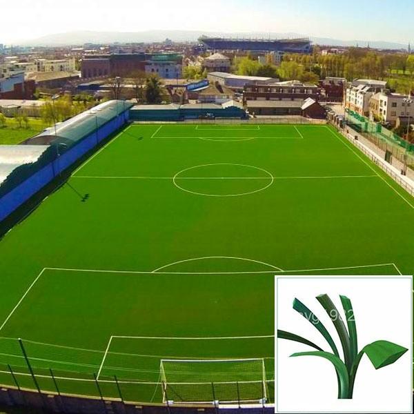 искусственный газон для футбола, модель: PR-6002E140-PU/16s