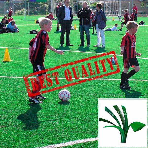 искусственный газон для футбола, модель: SUP-6004E170-PU16s