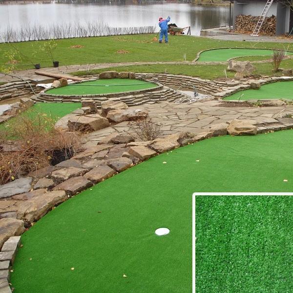 искусственный газон для ландшафта, модель: Casa Verde (Бельгия)