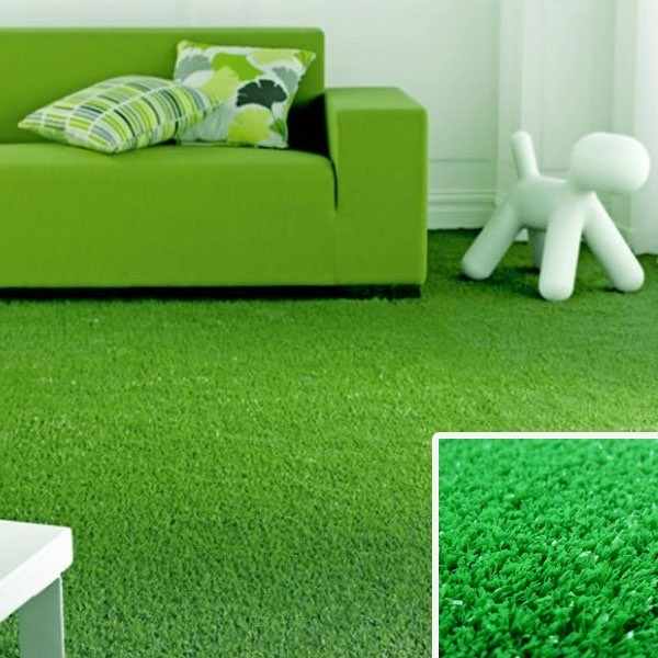 искусственный газон для ландшафта, модель: GRASS SPRING