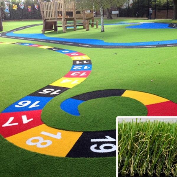 искусственный газон для ландшафта, модель: L30-U