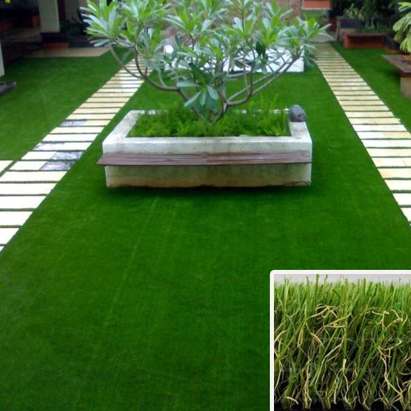искусственный газон для ландшафта, модель: L35-B