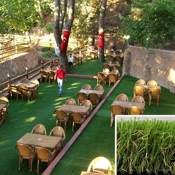 искусственный газон для ландшафта, модель: Diamond Premium