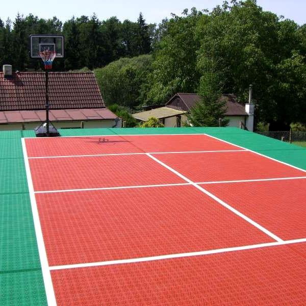 Покрытие для тенниса «Bergo Tennis»