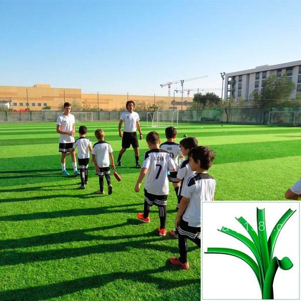 искусственный газон для футбола, модель: А40 4 16 2D 11000