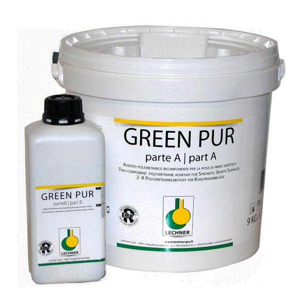 Клей двухкомпонентный полиуретановый «GREEN PUR» (Италия)