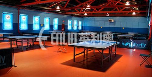 Линолеум для настольного тенниса
